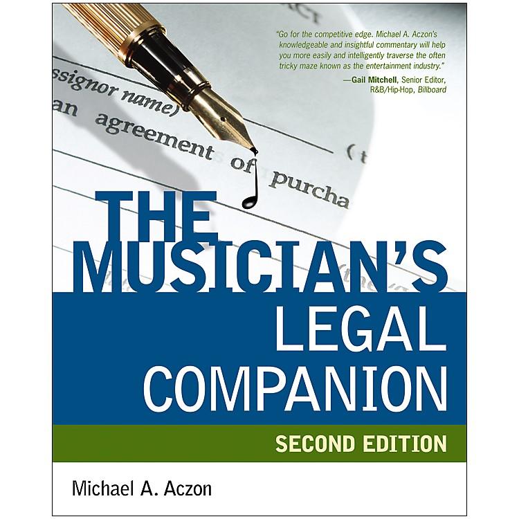 AlfredThe Musician's Legal Companion (2nd Edition) Book