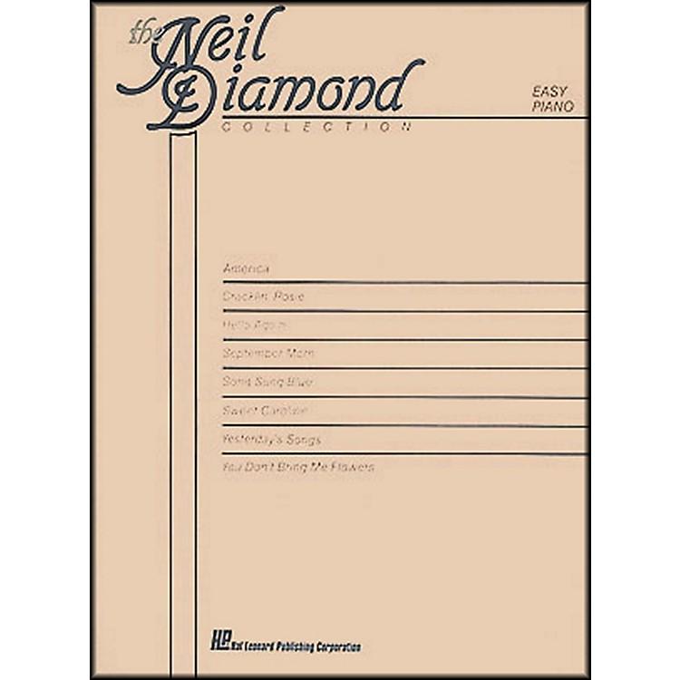 Hal LeonardThe Neil Diamond Collection arranged for piano, vocal, and guitar (P/V/G)