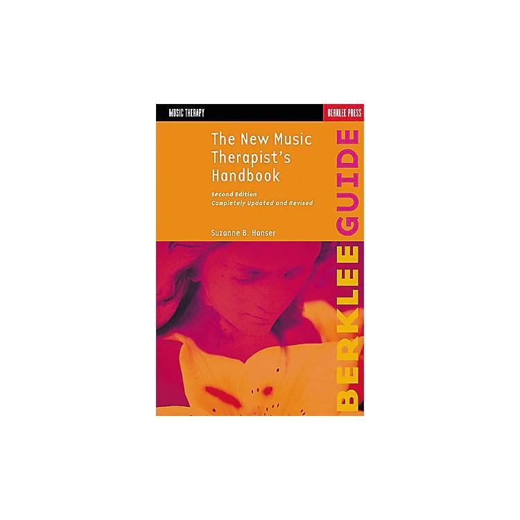 Berklee PressThe New Music Therapist's Handbook - 2nd Edition Book