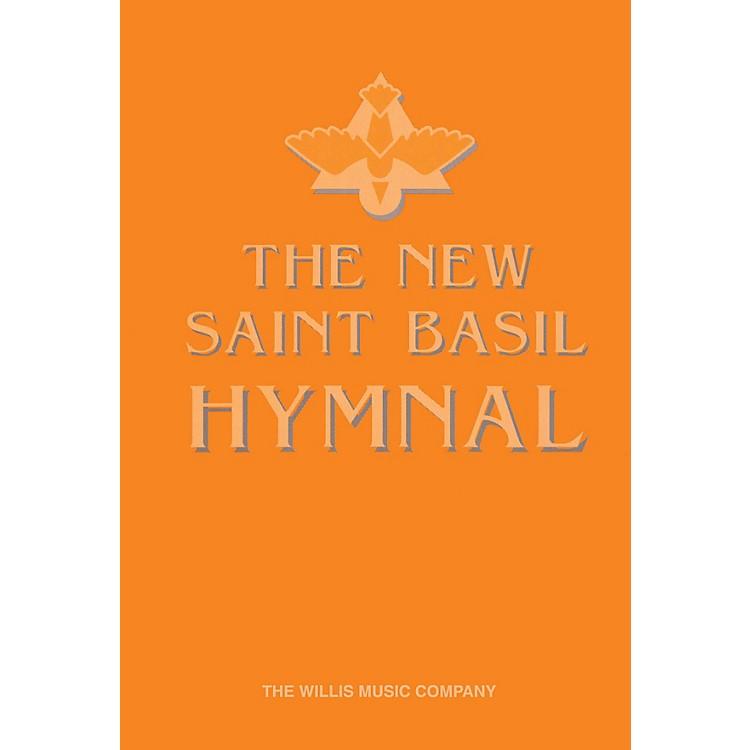 Willis MusicThe New Saint Basil Hymnal (Spiral) Willis Series