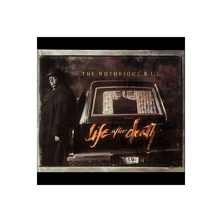 WEA The Notorious B.I.G. - Life After Death