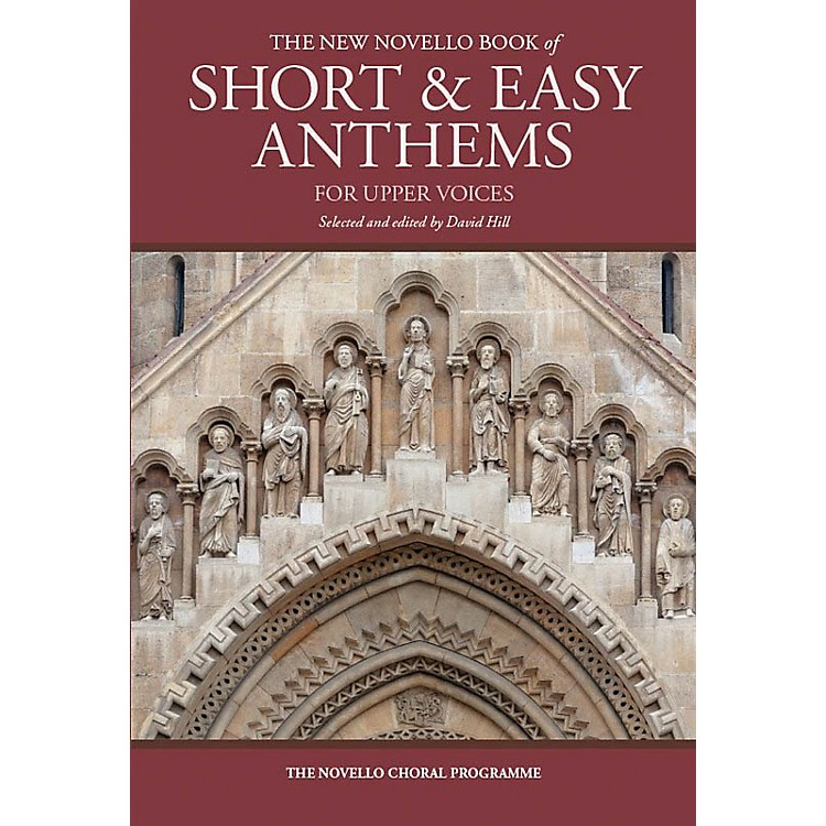 Novello The Novello Book of Short and Easy Anthems (For Upper Voices) SA Composed by Various