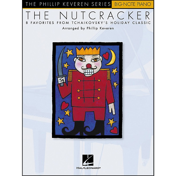 Hal Leonard The Nutcracker - Philip Keveren Series for Big Note Piano