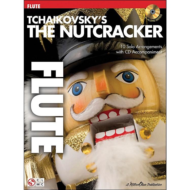 Cherry LaneThe Nutcracker Flute Book/CD Tchaikovsky's