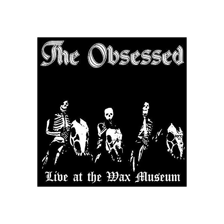 AllianceThe Obsessed - Live At The Wax Museum July 3 1982