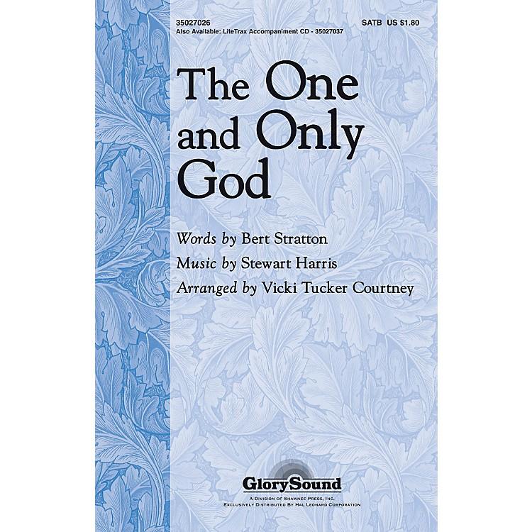 Hal LeonardThe One And Only God SATB