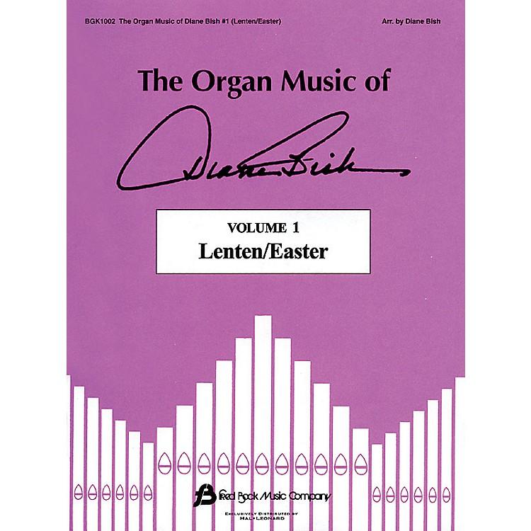 Fred Bock MusicThe Organ Music of Diane Bish - Lenten/Easter, Volume 1 (Lenten/Easter) Arranged by Diane Bish