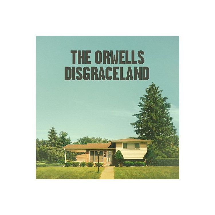 AllianceThe Orwells - Disgraceland