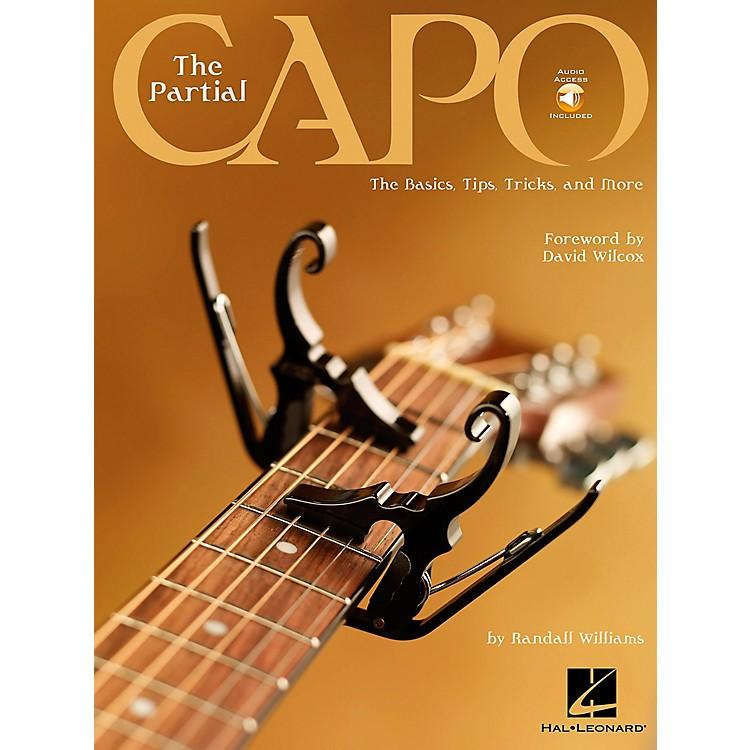 Hal LeonardThe Partial Capo The Basics, Tips, Tricks, And More Book/CD