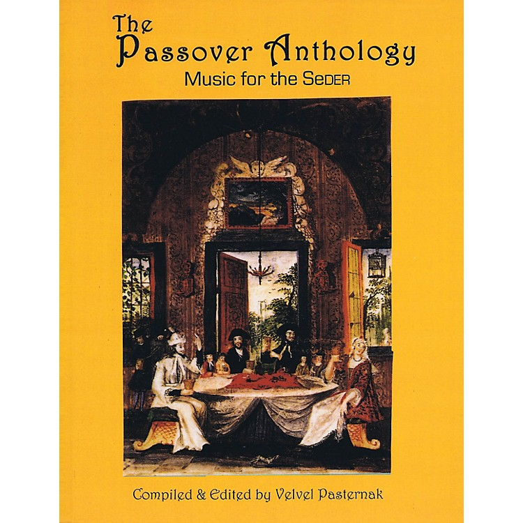 Tara Publications The Passover Anthology (Music for the Seder) Tara Books Series Softcover