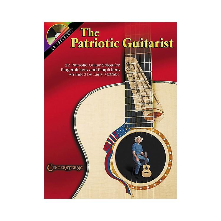 Centerstream PublishingThe Patriotic Guitarist (Book/CD)