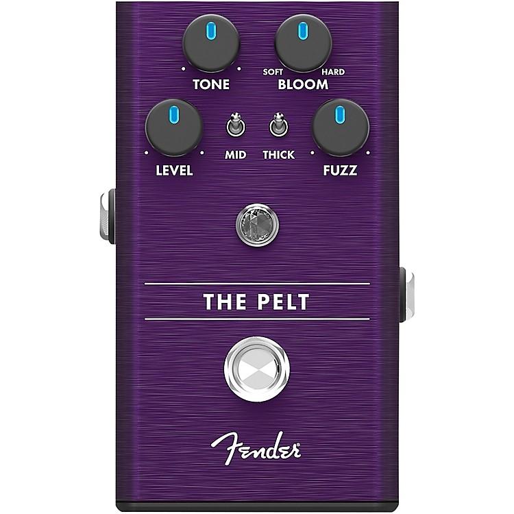 FenderThe Pelt Fuzz Guitar Effects Pedal