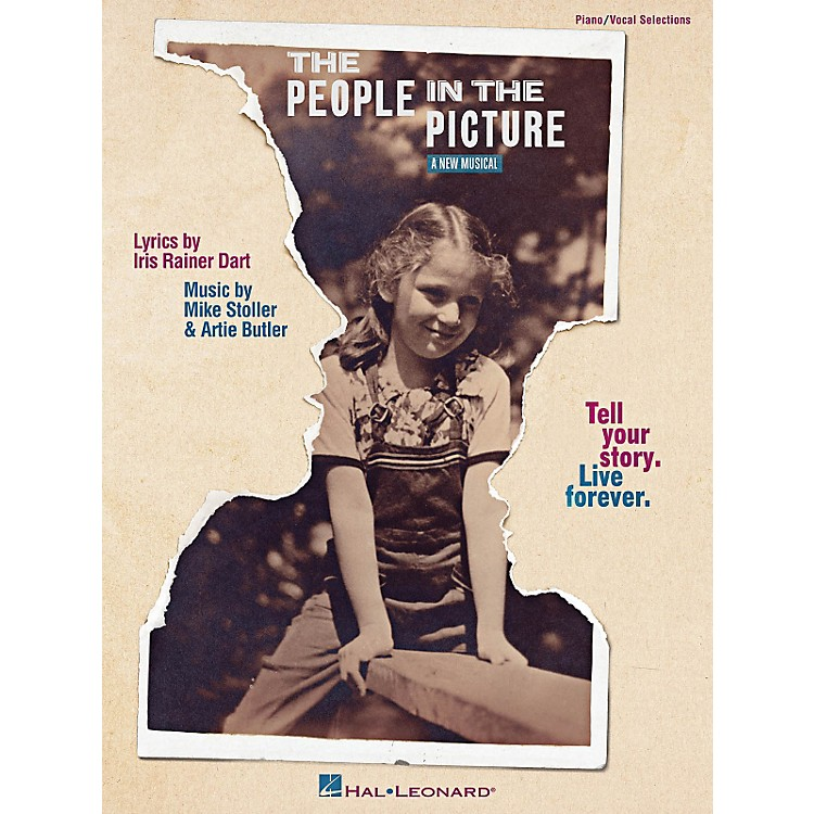 Hal LeonardThe People In The Picture - Broadway Vocal Selections