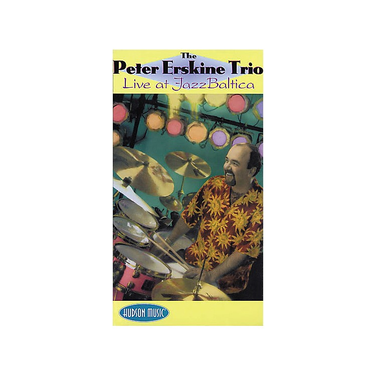 Hudson MusicThe Peter Erskine Trio - Live at Jazz Baltica (VHS)