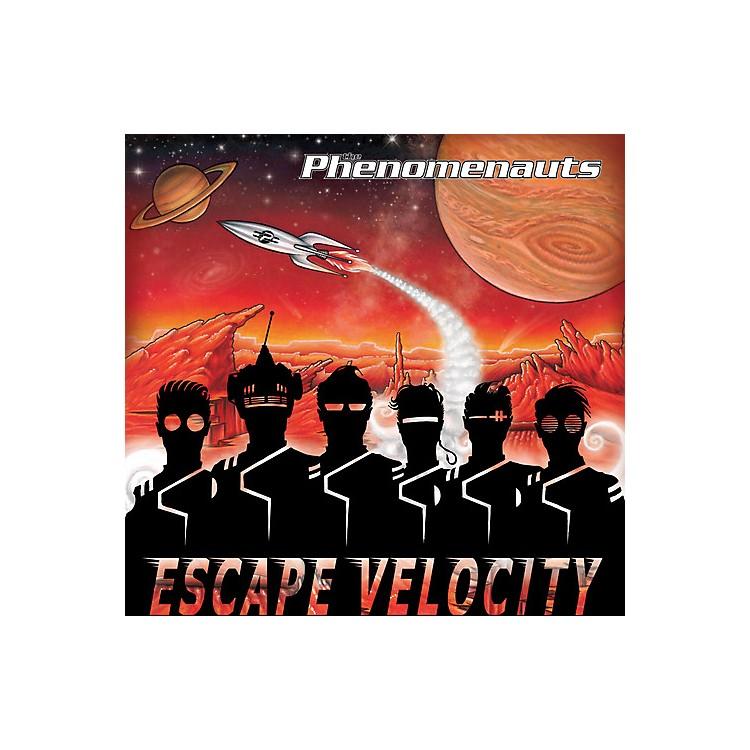 AllianceThe Phenomenauts - Escape Velocity