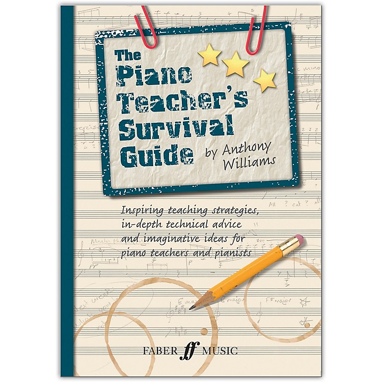 Faber Music LTDThe Piano Teacher's Survival Guide Book