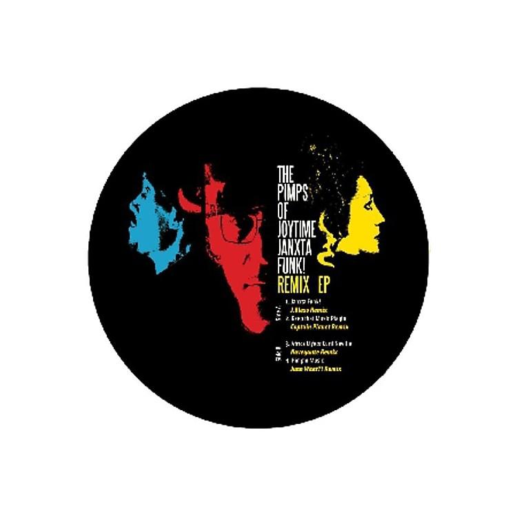 AllianceThe Pimps of Joytime - Janxta Funk Remixes