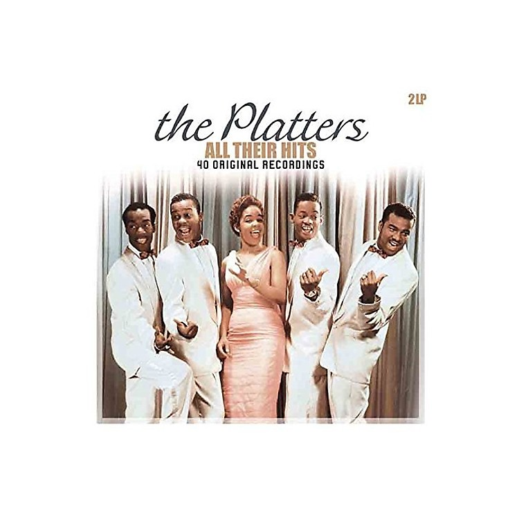 AllianceThe Platters - All Their Hits