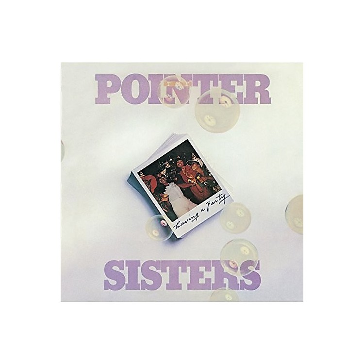 AllianceThe Pointer Sisters - Having a Party