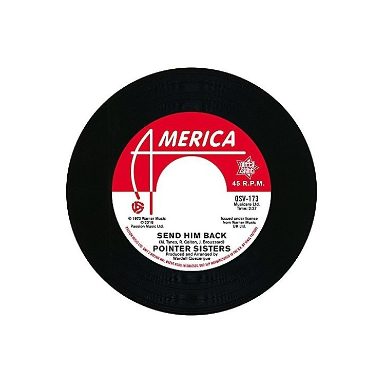 AllianceThe Pointer Sisters - Send Him Back / You Got To Pay Your Dues