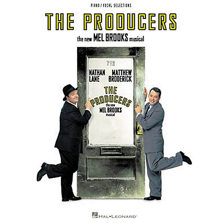 Hal Leonard The Producers Book
