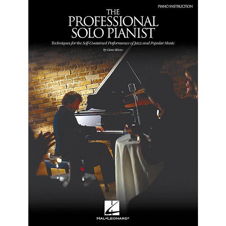 Hal LeonardThe Professional Solo Pianist