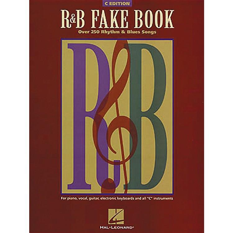 Hal LeonardThe R&B Fake Book - C Edition
