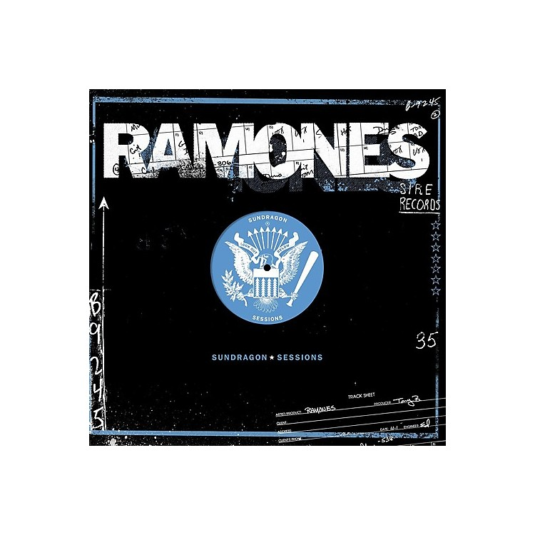 AllianceThe Ramones - Sundragon Sessions