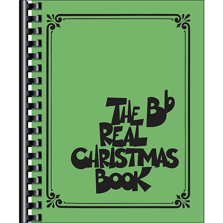 Hal LeonardThe Real Christmas Fake Book B Flat Edition