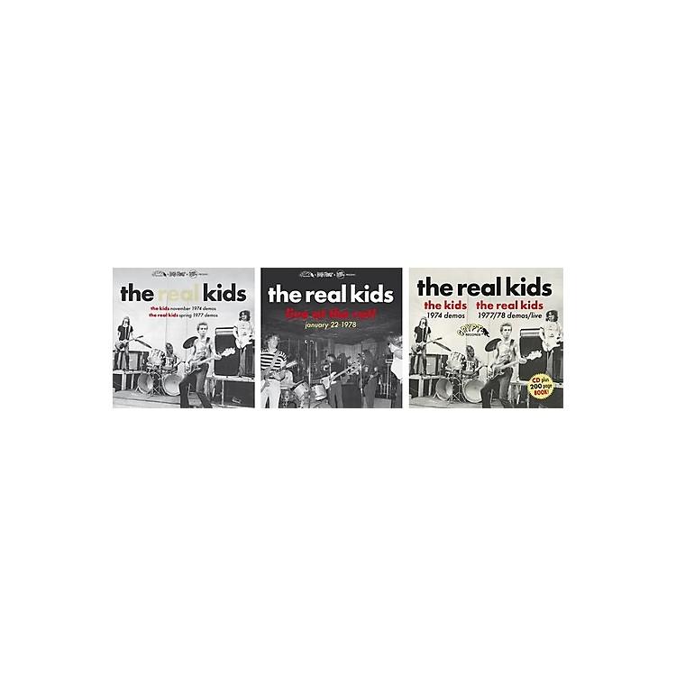 AllianceThe Real Kids - Kids November 1974 Demos / Real Kids 1977 Demos / Live At The Rat