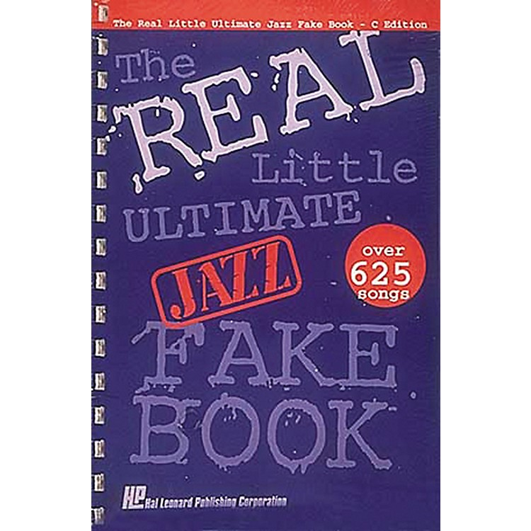 Hal Leonard The Real Little Ultimate Jazz Fake Book