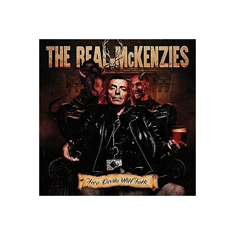 Alliance The Real McKenzies - Two Devils Will Talk