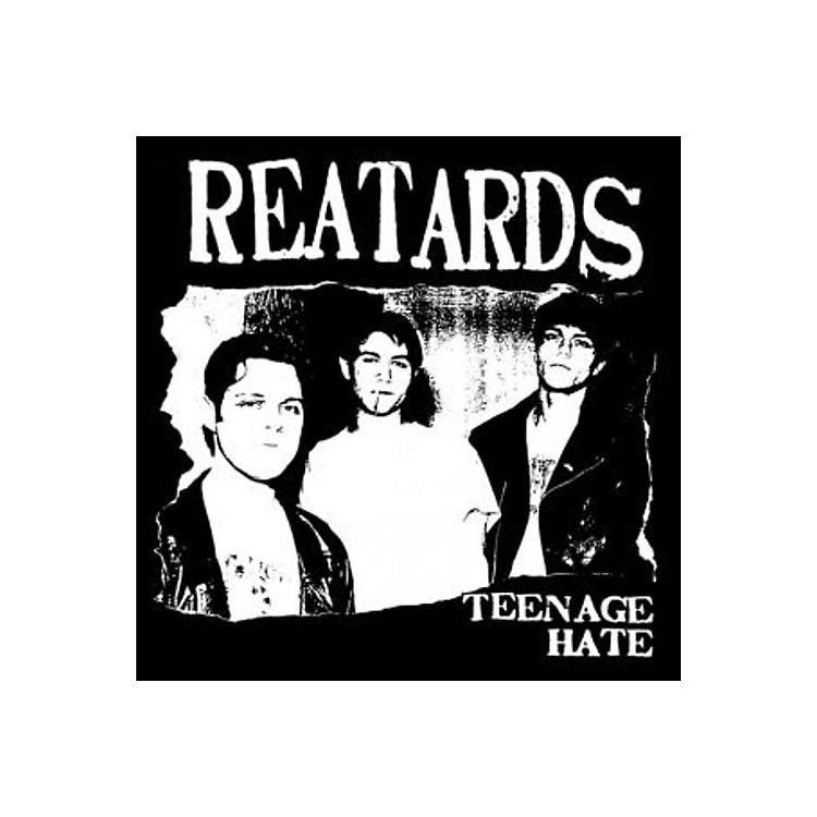 Alliance The Reatards - Teenage Hate/Fuck Elvis Heres The Reatards