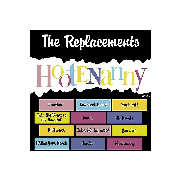 Alliance The Replacements - Hootenany