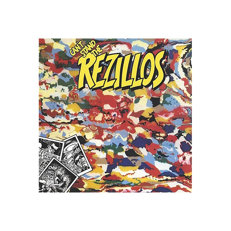 Alliance The Rezillos - Can't Stand The Rezillos
