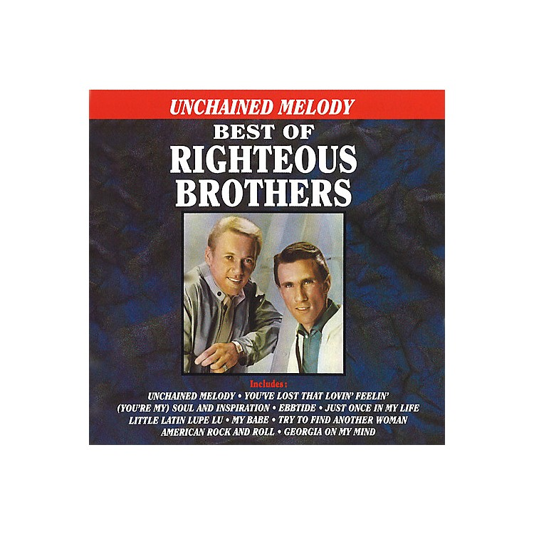 AllianceThe Righteous Brothers - Unchained Melody (CD)
