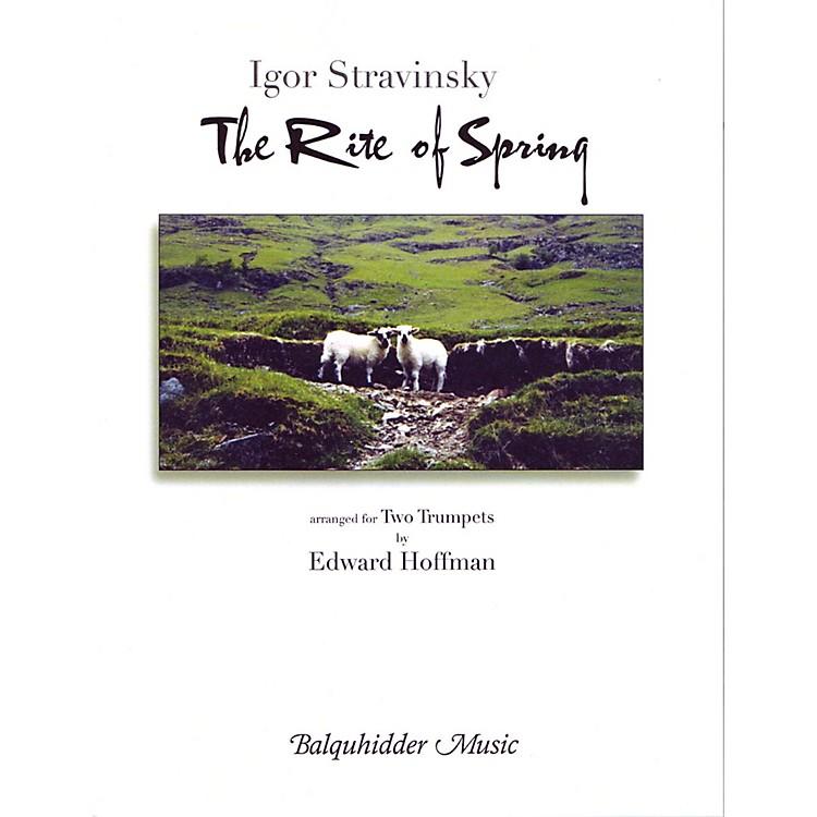 Carl FischerThe Rite Of Spring Book
