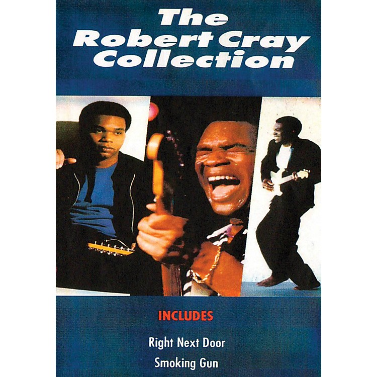 MVDThe Robert Cray Collection Live/DVD Series DVD Performed by Robert Cray