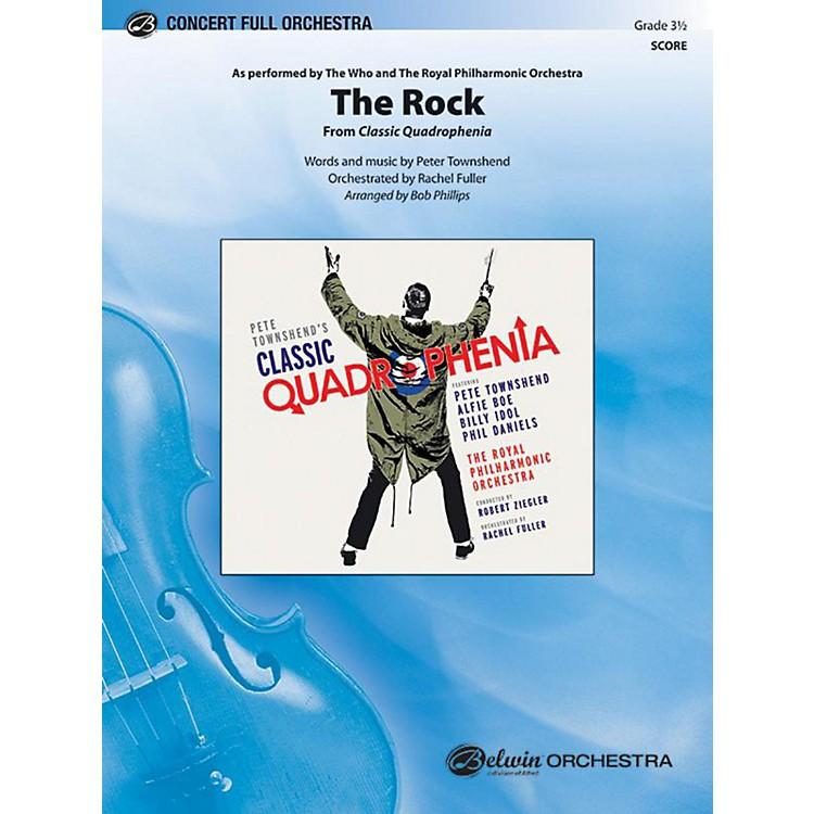 BELWINThe Rock (from Classic Quadrophenia) Grade 3.5