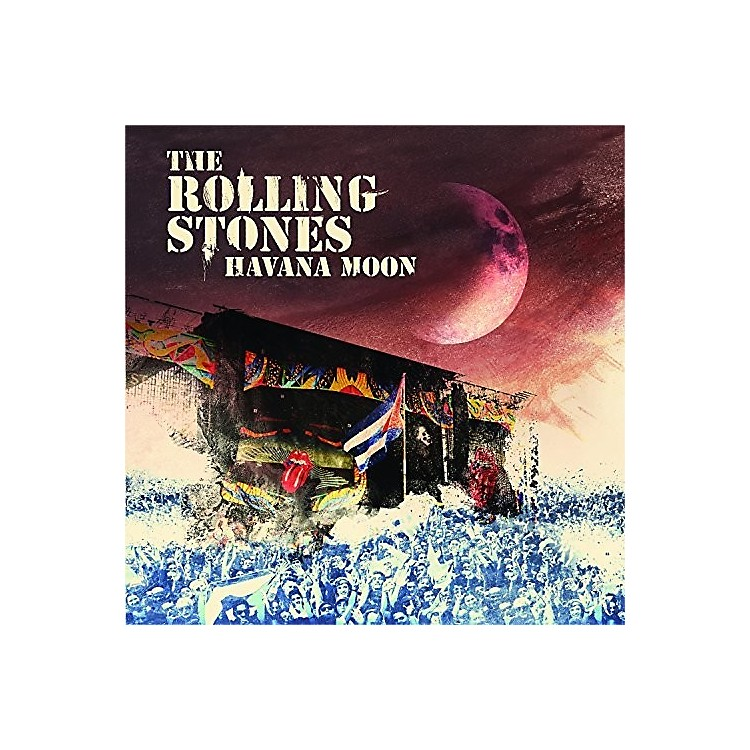 Alliance The Rolling Stones - Havana Moon