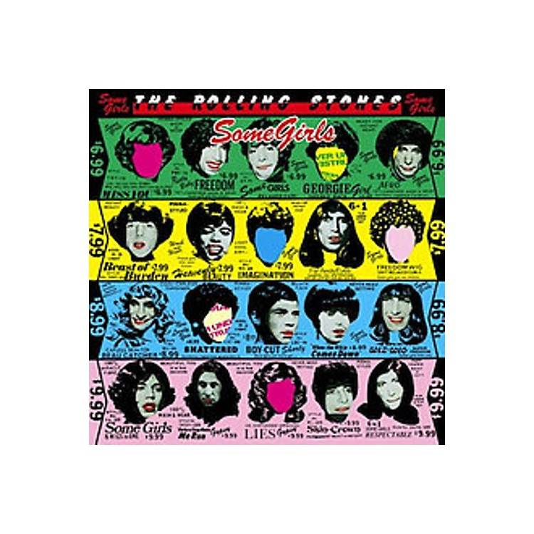 AllianceThe Rolling Stones - Some Girls