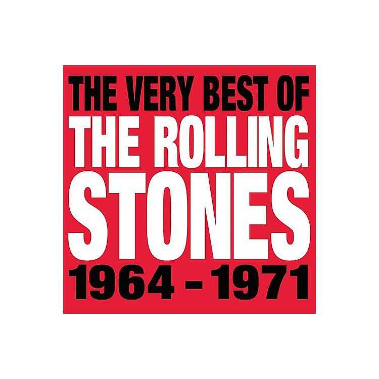 AllianceThe Rolling Stones - Very Best of the Rolling Stones 1964-1971 (CD)