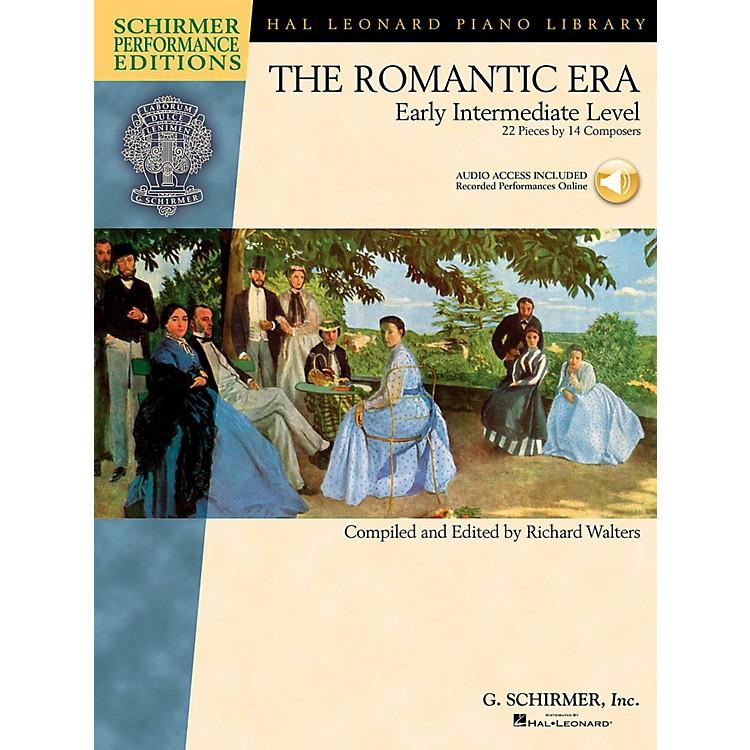 G. SchirmerThe Romantic Era - Early Intermediate Level Schirmer Performance Editions Book Online Audio Access