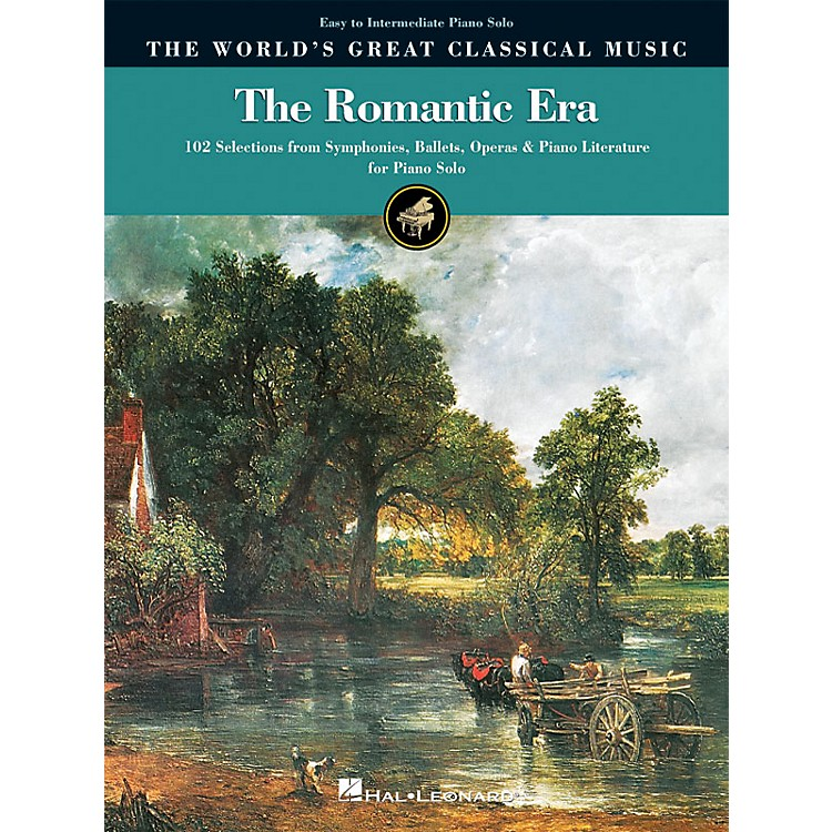 Hal LeonardThe Romantic Era World's Greatest Classical Music Series Composed by Various