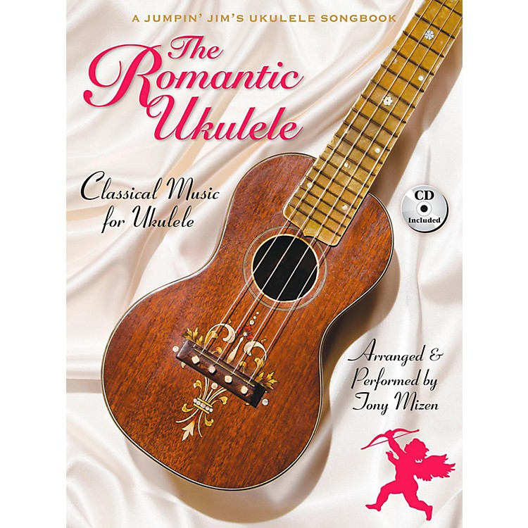 Hal LeonardThe Romantic Ukulele: Classical Music for Ukulele Book/CD