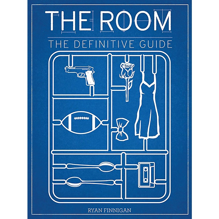Applause Books The Room (The Definitive Guide) Applause Books Series Softcover Written by Ryan Finnigan