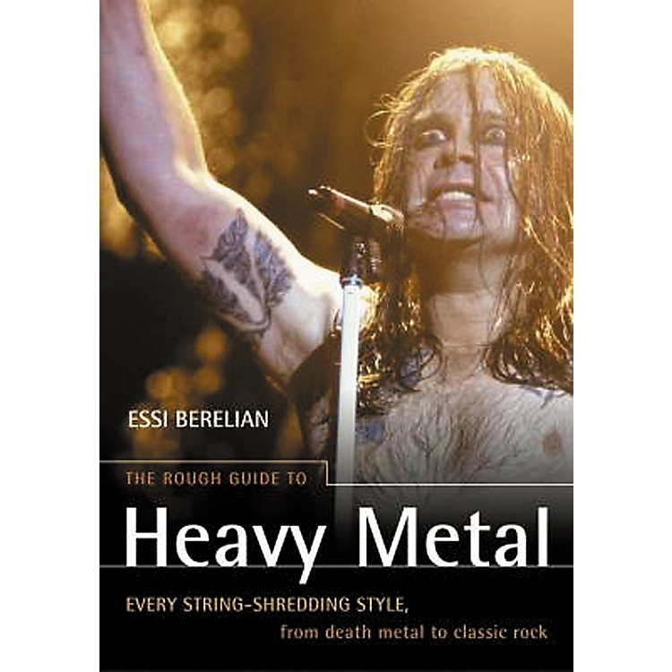 Penguin BooksThe Rough Guide To Heavy Metal Book