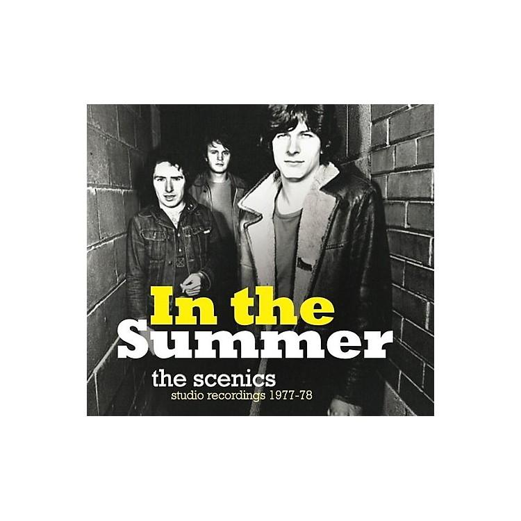AllianceThe Scenics - In the Summer: Studio Recordings 1977/78