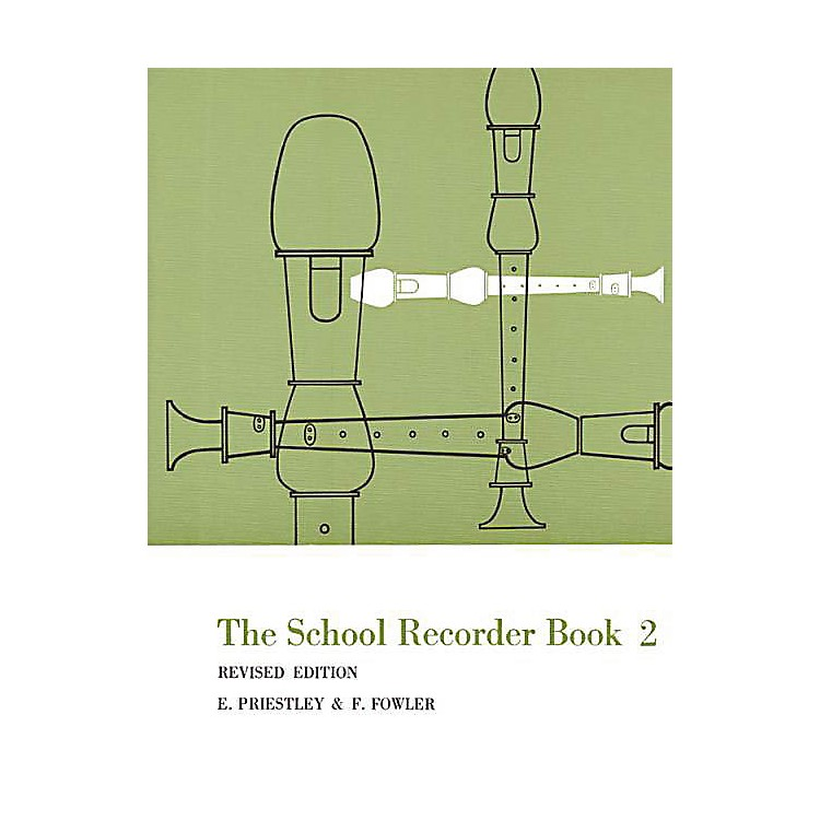 Music SalesThe School Recorder - Book 2 (Revised Edition) Music Sales America Series Written by E. Priestley
