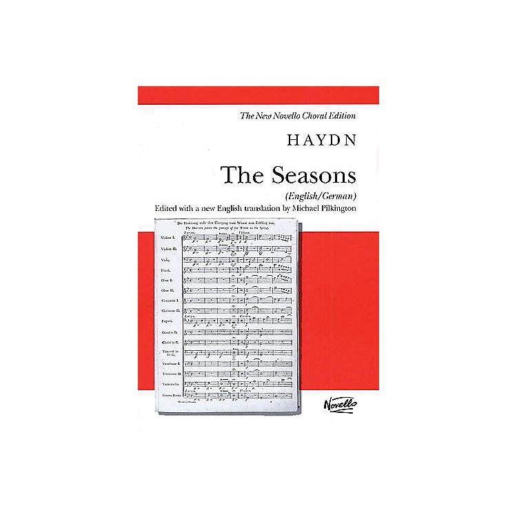 NovelloThe Seasons (New Edition - English/German) (Vocal Score) SATB Composed by Franz Joseph Haydn